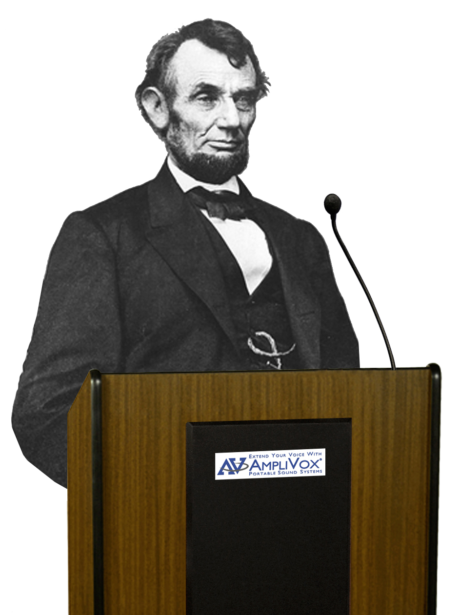 abraham lincoln speech Abraham lincoln (february 12, 1809 – april 15, 1865) was an american  statesman and lawyer who served as the 16th president of the united states from .