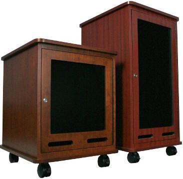 Amplivox Rack Cabinets Components