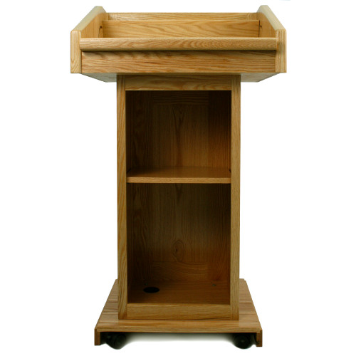 Victoria Lectern Solid Wood Podium Drop Top Reading Surface