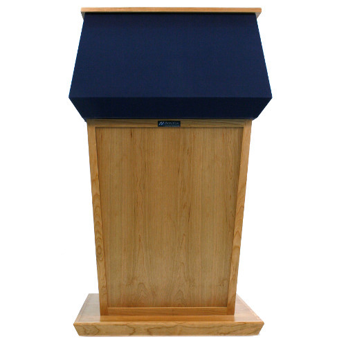 Patriot Lectern Solid Hardwood Lectern With Presidential
