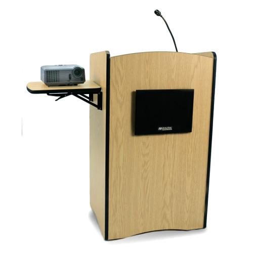 Multimedia Computer Lectern Computer Podium Amp Classroom