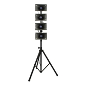 Mobile Line Array Hailer