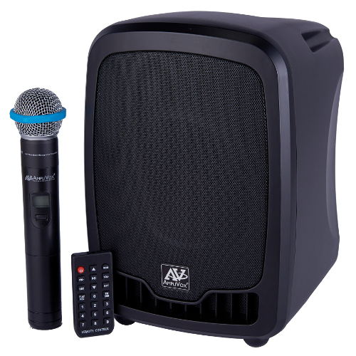 wireless portable media player pa system. Black Bedroom Furniture Sets. Home Design Ideas