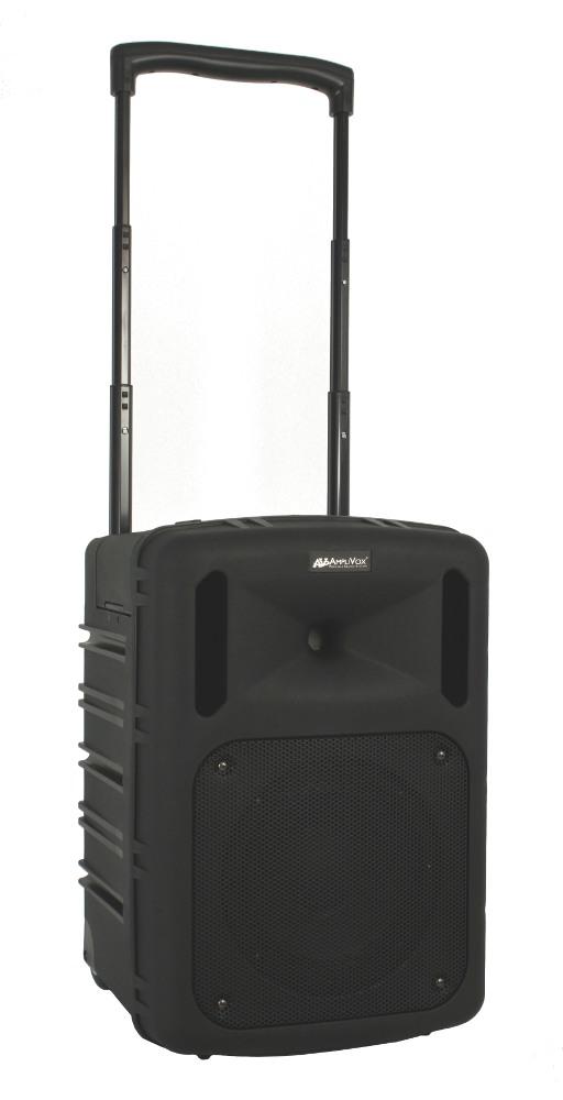 Titan Wireless Portable Pa Battery Powered Sound System